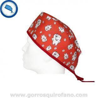 Gorros Quirofano 643