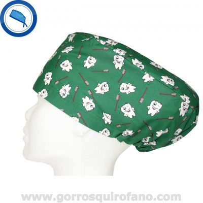 Gorros Quirofano 165