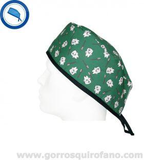Gorros Quirofano 665