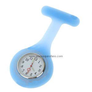 Reloj Enfermeras Azul