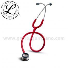 Fonendoscopio Littmann Classic II Pediatria Rojo