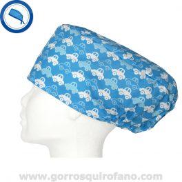 Gorros Quirofano 198