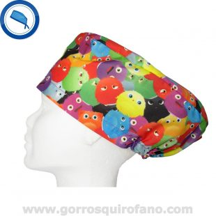 Gorros Quirofano 216