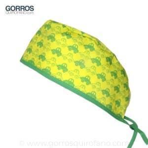 Gorros Quirofano 701
