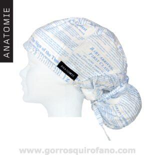 Gorros Quirofano ANA1036