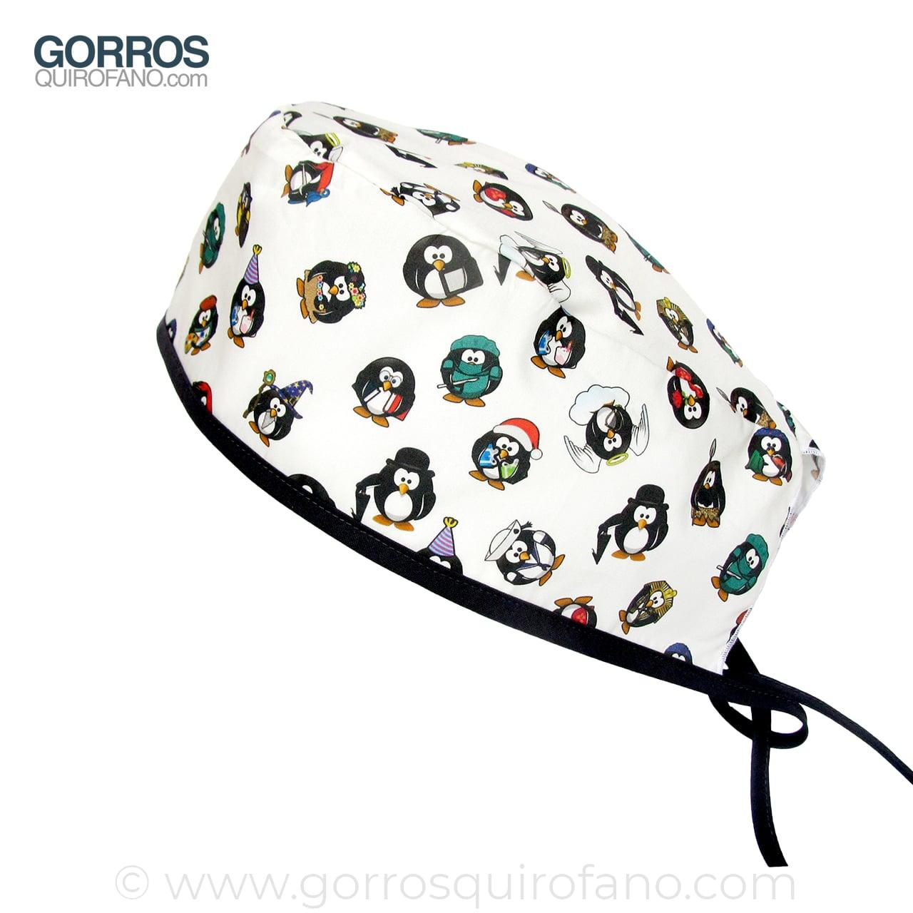 Gorro Quir/ófano VESPAS pelo corto