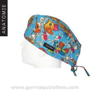 Gorros Quirofano ANATOMIE Classic Hombre ANA040