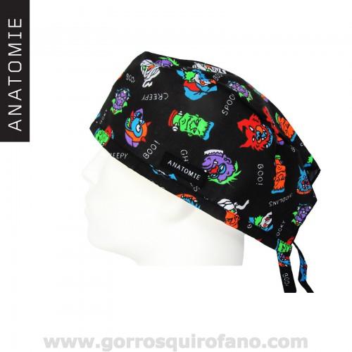Gorros Quirofano ANATOMIE Classic Hombre ANA041