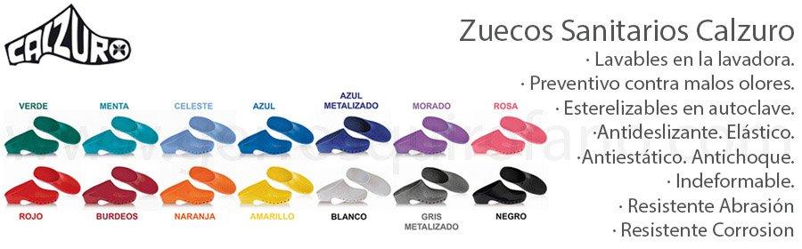 Zuecos-Calzuro