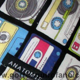 Gorro de Quirófano ANATOMIE con cintas de Casette