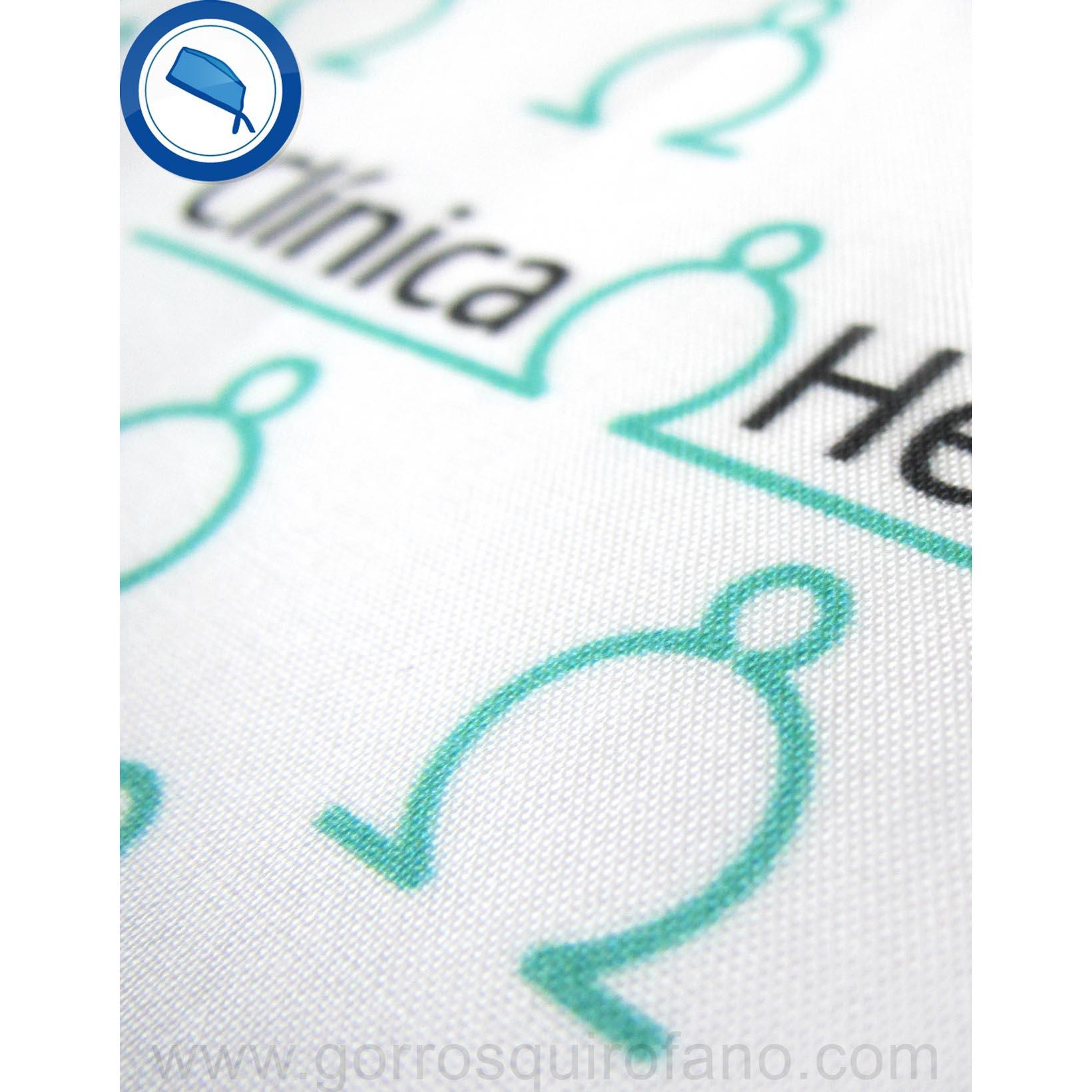 Gorros Personalizados Clinica
