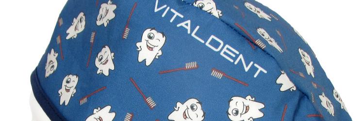 Gorros de quirofano personalizados con Logotipo