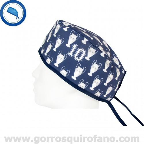 Gorros Quirofano 10 Copas Europa Madrid