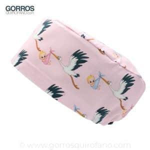 Gorros Quirofano Matronas Cigueñas Rosa - 260