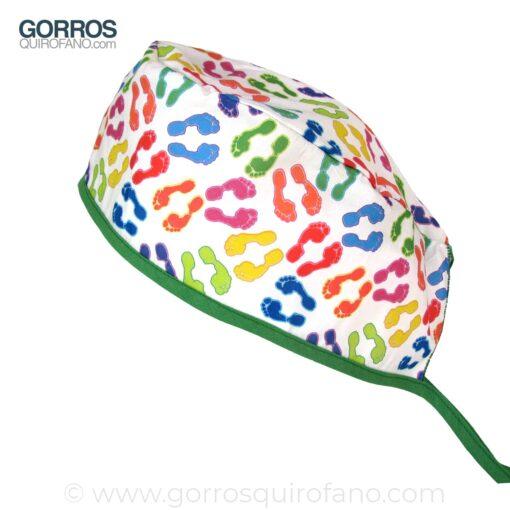 Gorros Quirofano Podologos