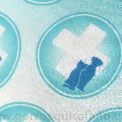 Gorros Veterinarias