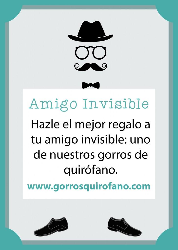 Amigo Invisible para médicos, enfermeras, sanitarios