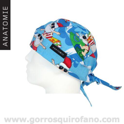 Gorros Quirofano ANATOMIE BANDANA 011