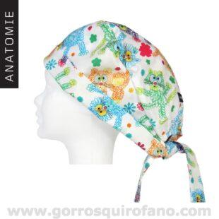 Gorros Quirofano ANATOMIE SUPER LAZO 010