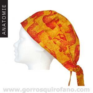 Gorros Quirofano ANATOMIE SUPER LAZO 011