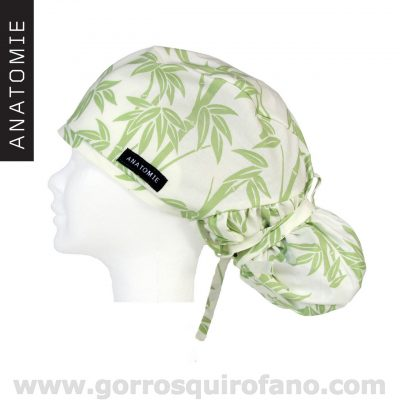 Gorros Quirofano Pelo Largo Bambu ANA1051