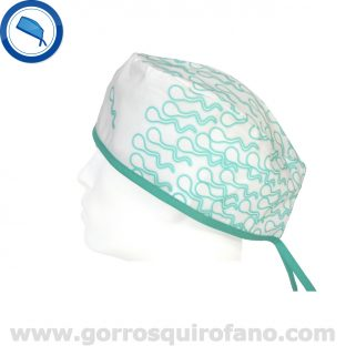 Gorros Quirofano Espermatozoides