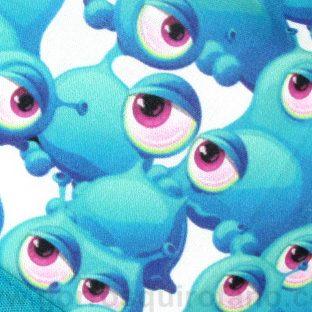 Gorros Quirofano Extraterrestres Azules