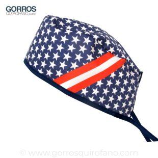 Gorros Quirofano Capitan SuperHeroes America