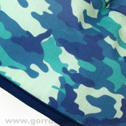 Gorros para cirugia Camuflaje Azulado