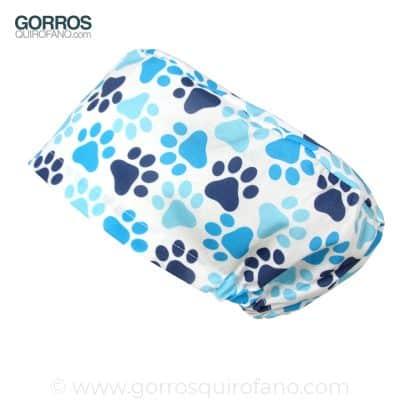 Gorritos Quirofano huellas perro