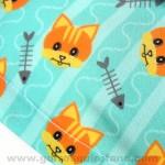 Gorros quirofano gatitos raspas
