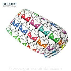 Gorros Quirofano 292 Caravana VW Colores