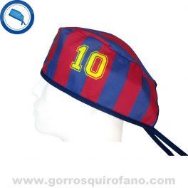 Gorros Quirofano Barcelona Futbol 772