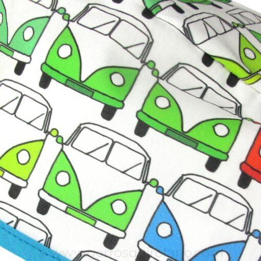 Gorros Quirofano Hombre 771 Caravana Colores VW