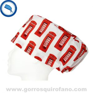 Gorros Quirofano Cabina Télefonos British