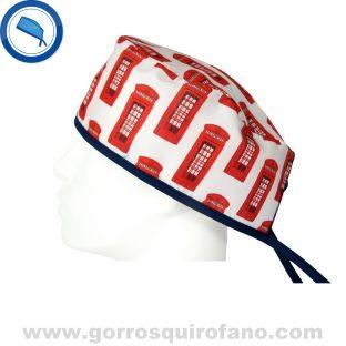 Gorros Quirofano 773 Cabina Télefonos British