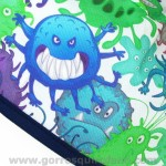 Gorros cirugia bacterias microorganismos