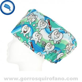 Gorros dentistas divertidos