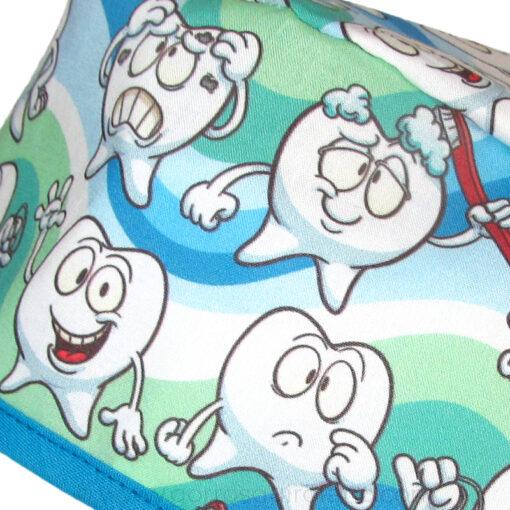Gorros odontologos dibujos divertidos