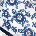 Gorros quirurgicos tortugas hawai dos azules