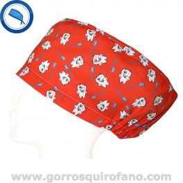 Gorros Odontologos Dental 315