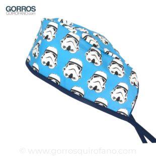 Gorros Quirofano Hombre Guerra - 789