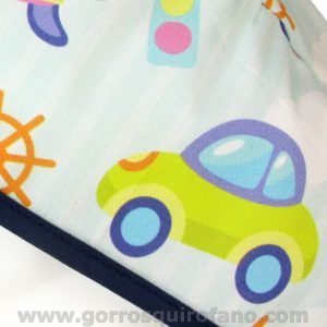 Gorros Cirugia Pediatras Infantiles - 794a