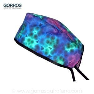 Gorros Quirofano Bacterias - 792