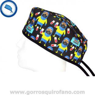 Gorros Quirofano Ebola Enfermedades Infecciosas - 799