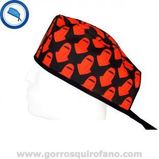 Gorros Quirofano Guardia Roja