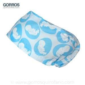 Gorros quirofano clinicas fertilidad bebes - 324