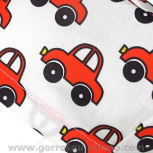 Gorros quirofano infantiles mujer coche - 319b