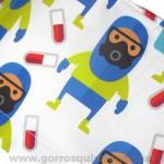 Gorros quirurgicos ebola enfermedades peligrosas - 326b