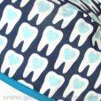 Gorros Odontologos Azules Muelas Corazones - 802a
